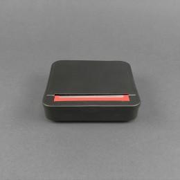 Black Metal Rollbox, 70 mm