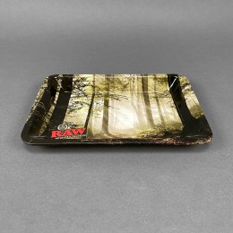 RAW Rolling Tray 'Forest' small