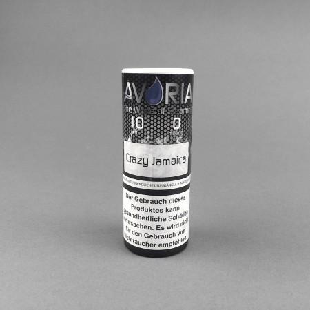 Liquid Crazy Jamaica (0mg/ml) Avoria