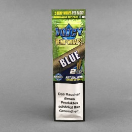 Juicy Hemp Wraps Blue