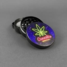 Grinder & Pollinator Neon