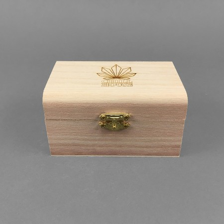 Chillhouse Small Wooden Storage Box