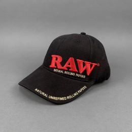 Basecap - RAW Black