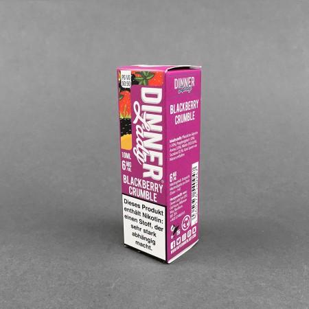 Liquid - Blackberry Crumble - 6 mg/ml