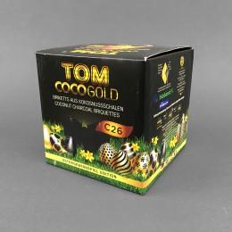 Tom Coco Gold Kokos Kohle, 1 kg