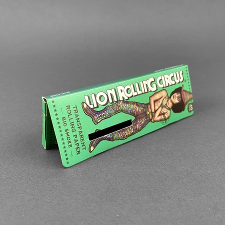 LRC Transparent Rolling Papers