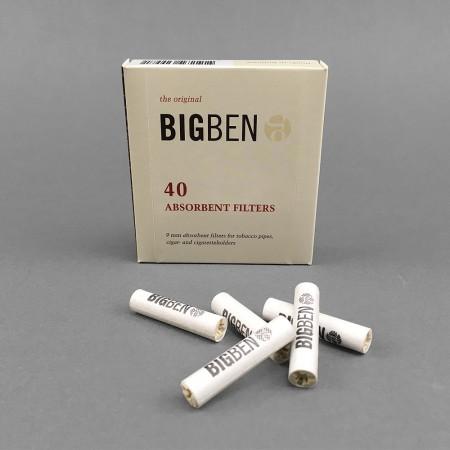 BIG BEN Aktivkohlefilter, 40er Pack