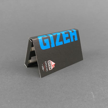 Papers Gizeh BLACK Special
