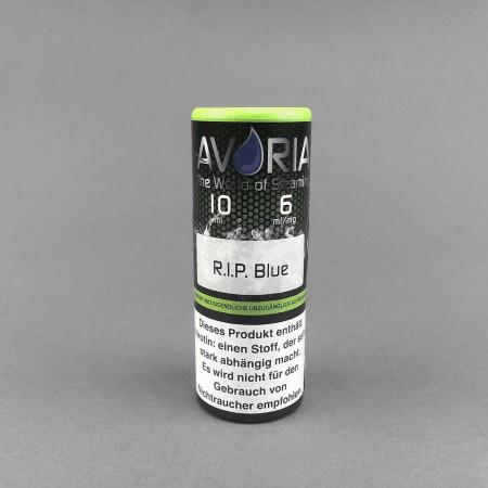Liquid R.I.P Blue (6mg/ml) Avoria