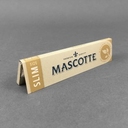 Papers Mascotte Organic King Size Slim