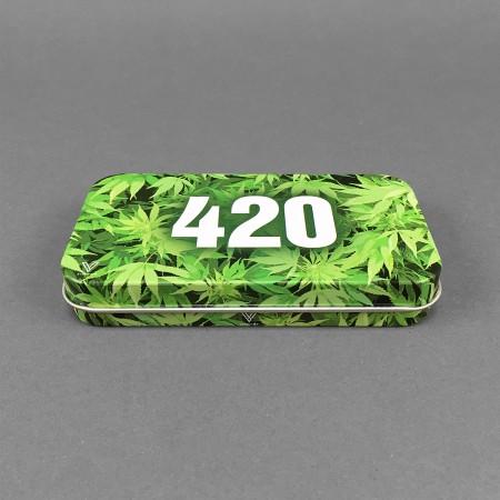 Metall Box '420 Green'