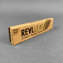 Papers REAL LEAF Organic KS + Tips