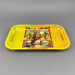 RAW Rolling Tray 'Brazil' 2nd Edition