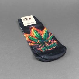 Socken 'Weed Burnin'