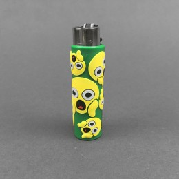 CLIPPER® PVC Cover Emojis