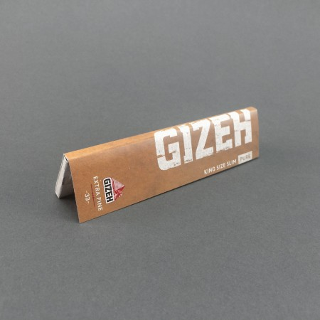 Gizeh King Size Pure Slim Papers