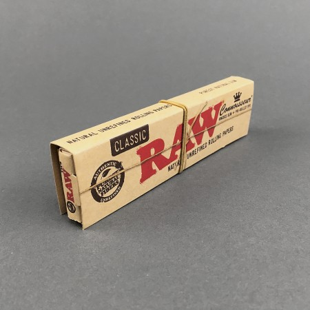 Papers RAW Connoisseur Pre-Rolled