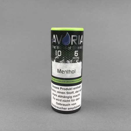 Liquid Menthol (6mg/ml) Avoria