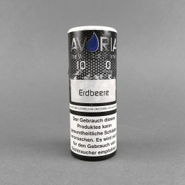 Liquid - Erdbeere 0 mg - Avoria