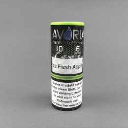 Liquid - Ice Fresh Apple - 6 mg - Avoria