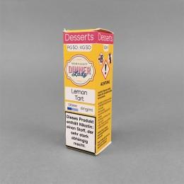 Liquid - Lemon Tart - 6 mg/ml