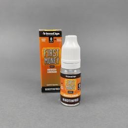 Liquid - First Money - 0 mg/ml