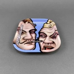 LRC Rolling Tray 'Silverfuck & Jelly B.'