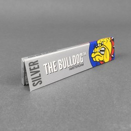 Papers THE BULLDOG SILVER KS Slim