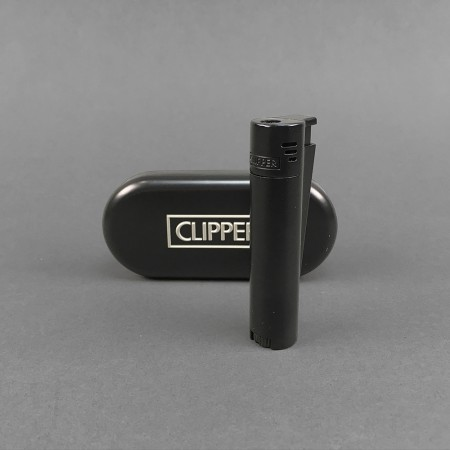 CLIPPER® Metal Jet Flame All Black