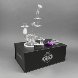 Grace Glass Bong 'Living in a Box'