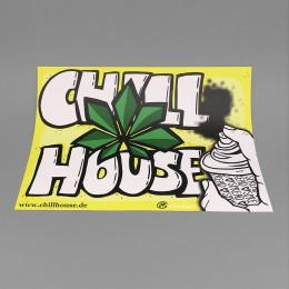 Chillhouse Poster 'Street Art'