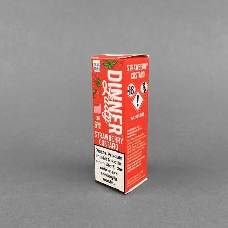 Liquid - Strawberry Custard - 6 mg/ml