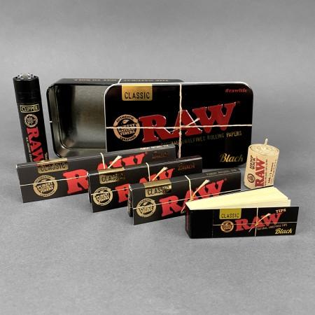 RAW Black Starter Box