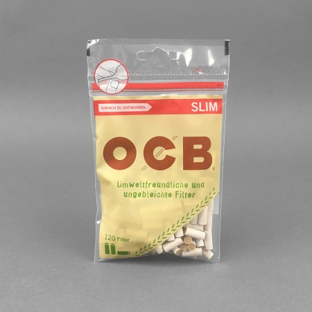 OCB Organic Slim Filter 120 Stück