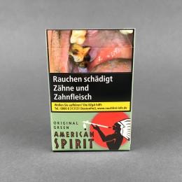 Zigaretten American Spirit Green