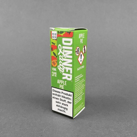 Liquid - Apple Pie - 3 mg/ml