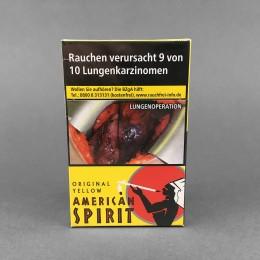 Zigaretten American Spirit Yellow