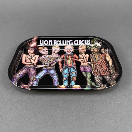 LRC Rolling Tray 'Family'