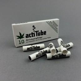 ActiTube Aktivkohlefilter, 10er Pack