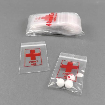 Tütchen First Aid 40x60 50µ