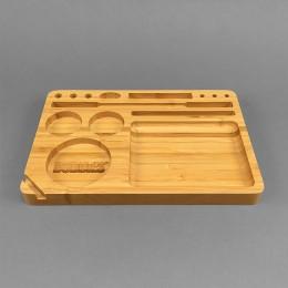 Buddies® Mischungstablett aus Holz
