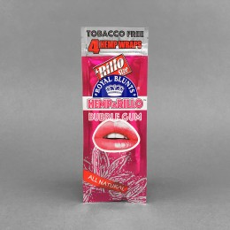 Hemparillo Hemp Wraps Bubble Gum