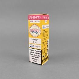 Liquid - Lemon Tart - 3 mg/ml