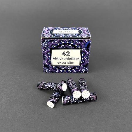 420z Aktivkohlefilter 'Grape Sparkle'