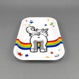 Rolling Tray 'Shameless Unicorn'