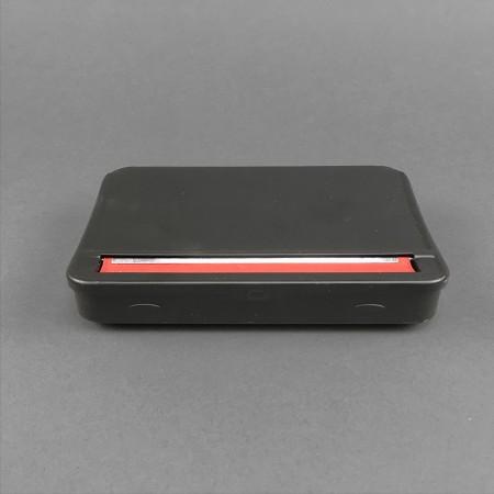 Black Metal Rollbox, 110 mm