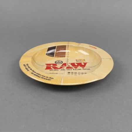 RAW Aschenbecher aus Metall