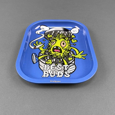 Rolling Tray 'Grind Me' small