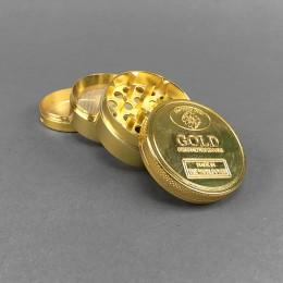 Grinder & Pollinator Gold, 50 mm