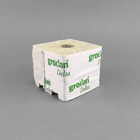 Grodan Delta 4 Kulturblock, 75x75 mm